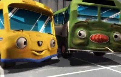 Dessins animés : Les Petits Bus