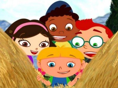 Dessins animés : Les Petits Einstein