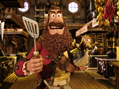 Dessins Animés : Les Pirates ! Bons à rien, mauvais en tout