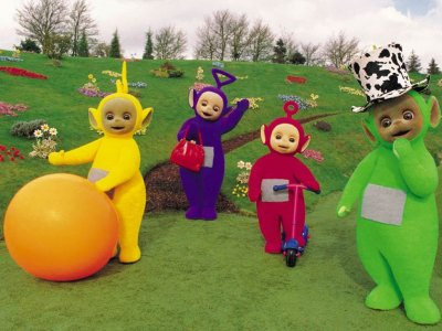 dessin animé teletubbies