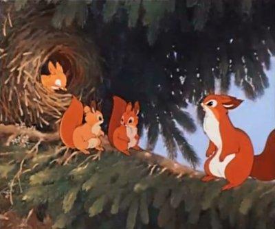 Dessins animés : Les Voyageurs de la Forêt