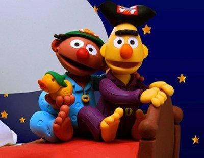 Dessins animés : Les aventures d'Ernest et Bart
