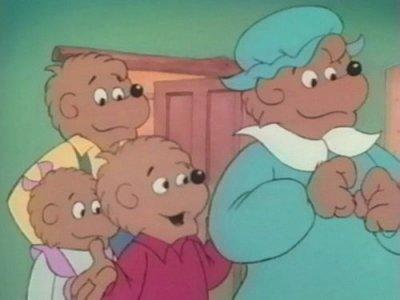 Dessins Animés : Les aventures d'une famille ours (La famille Berenstain)