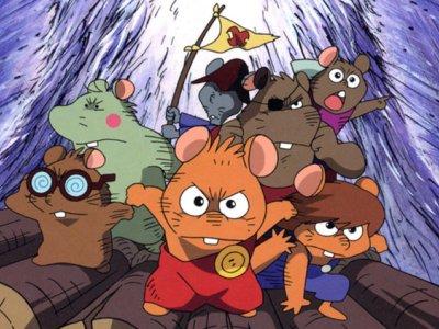 Dessins animés : Les aventures de Gamba (Gamba no Bōken)