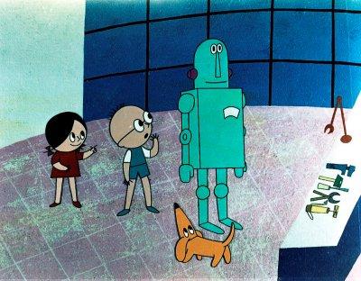 Dessins animés : Les aventures de Peter