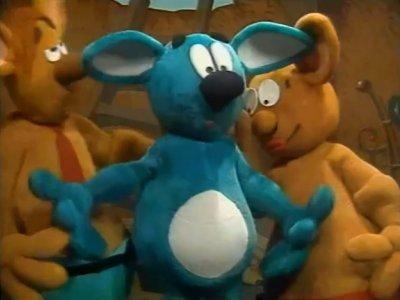 Dessins animés : Les aventures du Lapin Bleu