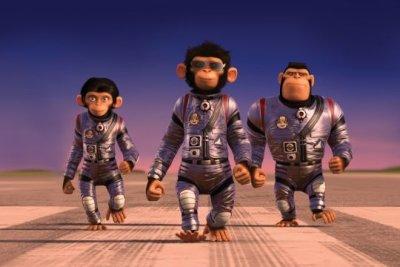 Dessins animés : Les chimpanzés de l'espace