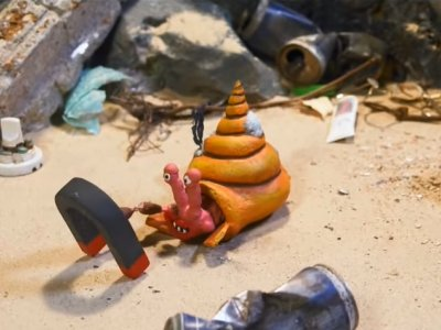 Dessins animés : Les héros de la plage
