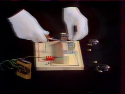 Dessins animés : Les mains magiciennes
