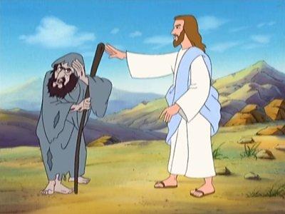 Dessins animés : Les miracles de Jésus