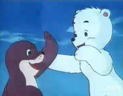 Dessins Animés : Les oursons de la banquise