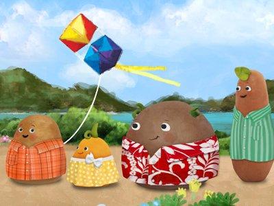 Dessins animés : Les petites patates (Small Potatoes)