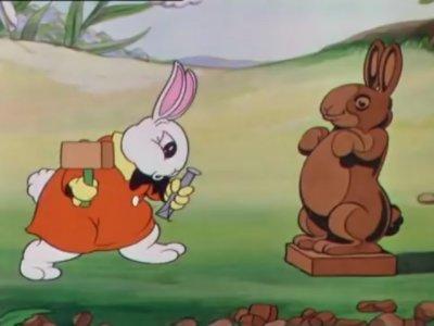 Dessins animés : Les petits lapins joyeux (Silly Symphonies)