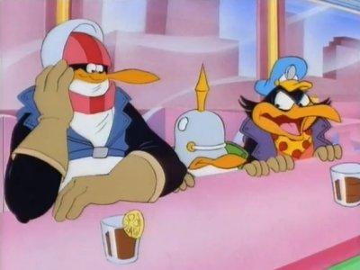 Dessins animés : Les pingouins justiciers