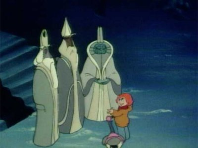 Dessins animés : Les trois mages du cosmos (A Cosmic Christmas)