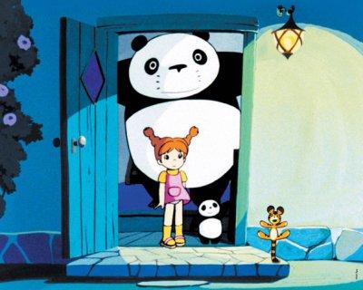 Dessins animés : Panda Petit Panda