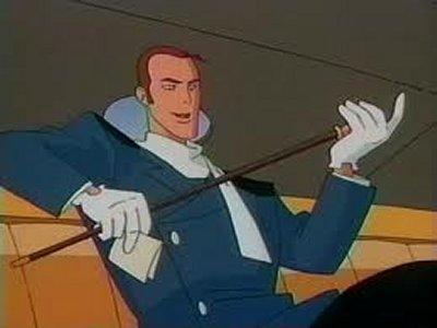 Dessins animés : Les exploits d'Arsène Lupin