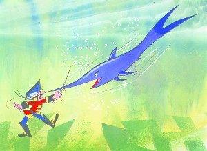 Dessins animés : Les Fabuleuses Aventures du Légendaire Baron de Munchausen