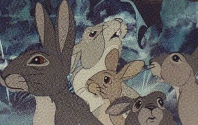 Dessins animés : La folle escapade (Watership Down)