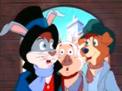 Dessins animés : Les nouvelles aventures d'Oliver Twist