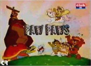 Dessins animés : Les Patapoufpoufs (Paw Paws)