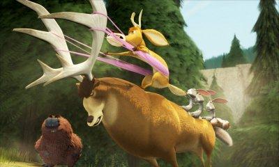 Dessins animés : Les Rebelles de la Forêt