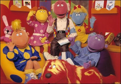 Dessins animés : Les Tweenies