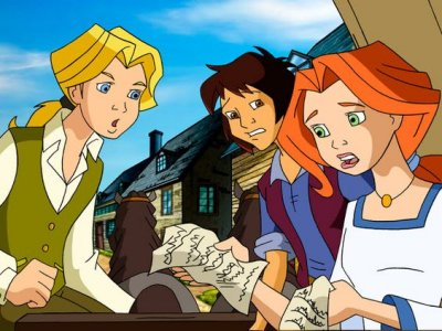 Dessins Animés : Liberty's Kids