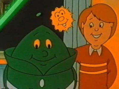 Dessins Animés : Little Green Man