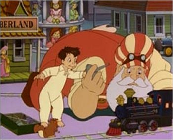 Dessins animés : Little Nemo (Adventures in Slumberland)