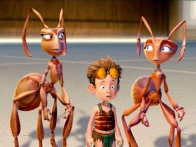 Dessins animés : Lucas, fourmi malgré lui (The Ant Bully)