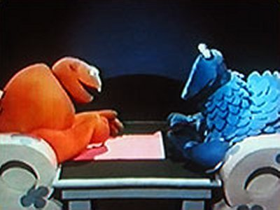 Dessins animés : Ludo, Filo et Robo