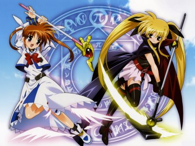 Dessins Animés : Magical Girl Lyrical Nanoha