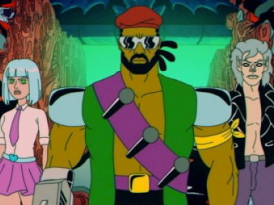 Dessins animés : Major Lazer