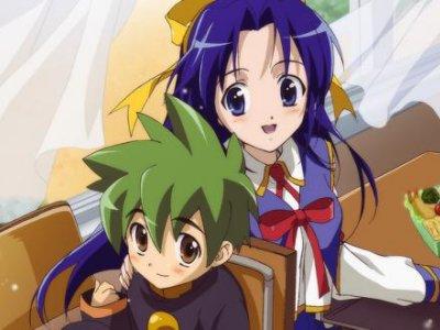 Dessins Animés : Mamoru-kun ni megami no shukufuku o!