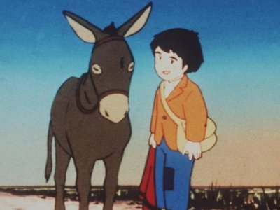 Dessins Animés : Marco (Haha wo tazunete sanzenri)