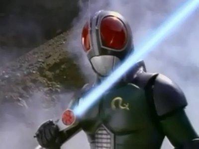 Dessins animés : Masked Rider