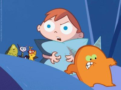 Dessins animés : Matt et les Monstres