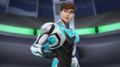 Dessins animés : Max Steel