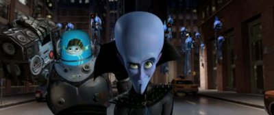 Dessins Animés : Megamind