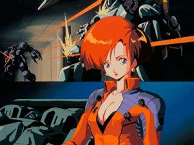 Dessins Animés : Metal Skin Panic Madox-01