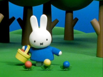 Dessins animés : Miffy