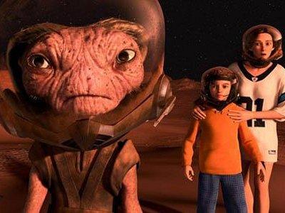 Dessins animés : Milo sur Mars (Mars Needs Moms)