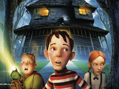 Dessins animés : Monster House