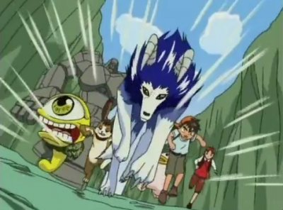 Dessins animés : Monster Rancher