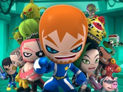 Dessins Animés : Mutant Busters