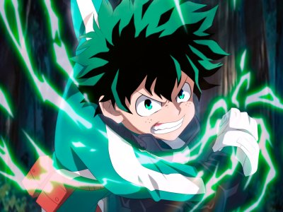 Dessins animés : My Hero Academia (Boku no Hīrō Akademia)