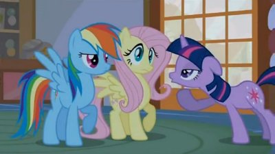 Dessins animés : My Little Pony