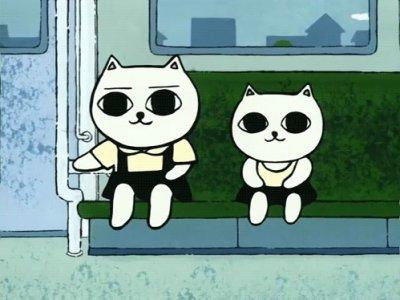 Dessins Animés : Nekojiru Gekijou