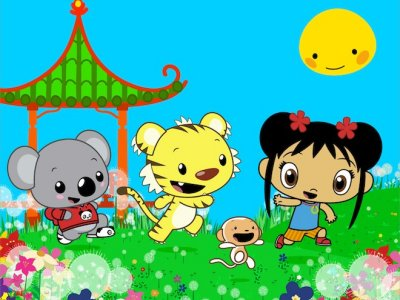 Dessins animés : Ni Hao, Kai-Lan